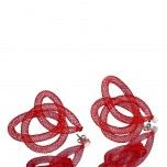 Knot Double - Red EKDR