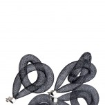 Knot Single Black EKSB